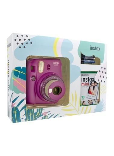 Fujifilm instax mini 9 Mor mini Kit Renkli